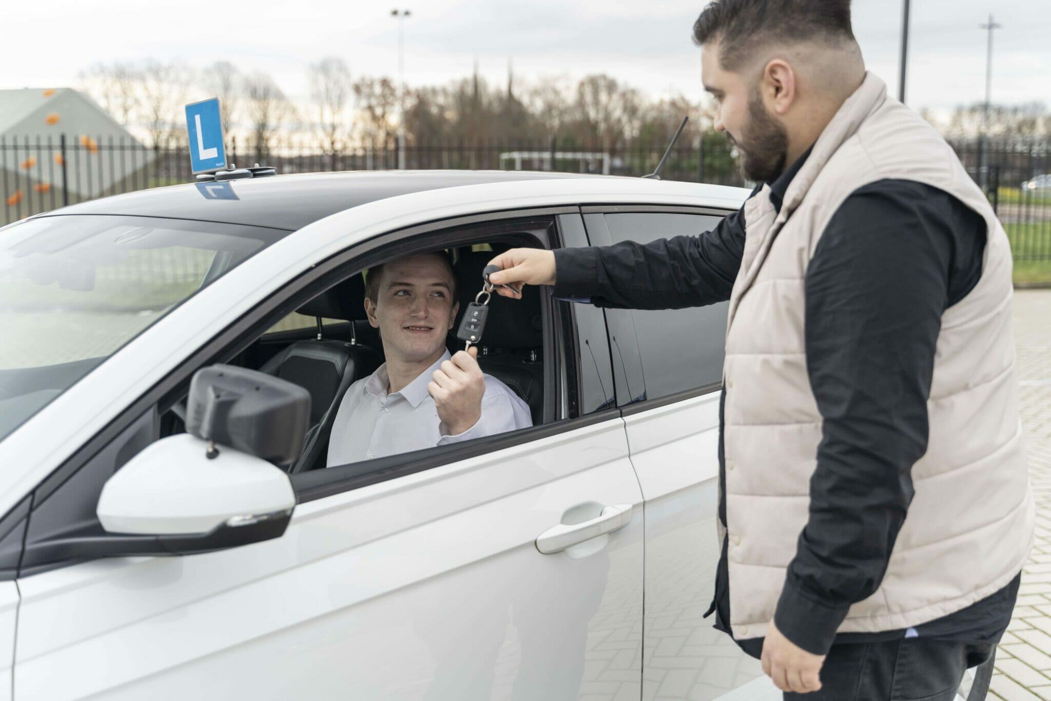 Driving school rotterdam
